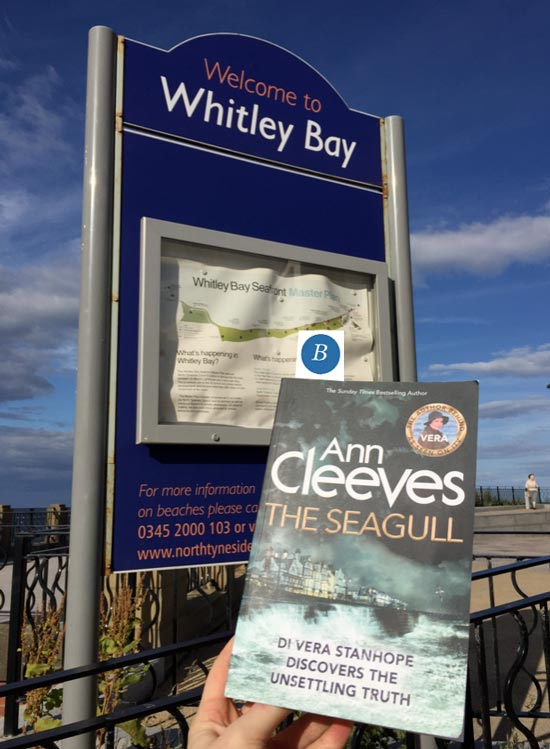 Whitely Bay (c) TheBookTrail