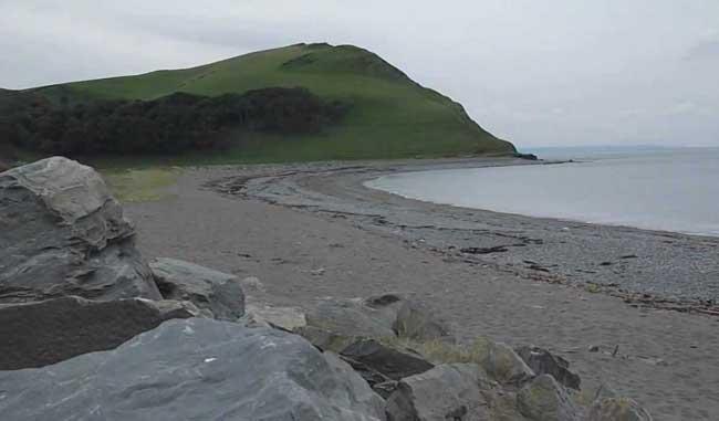 Tan y Bwlch beach (c) Carol Lovekin