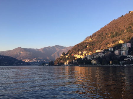 Lake Como (c) Isabelle Broom