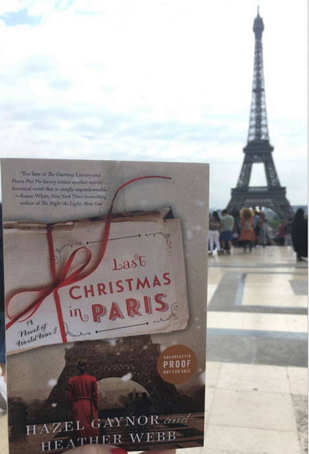 Last Christmas in Paris (c) Hazel Gaynor/Heather Webb