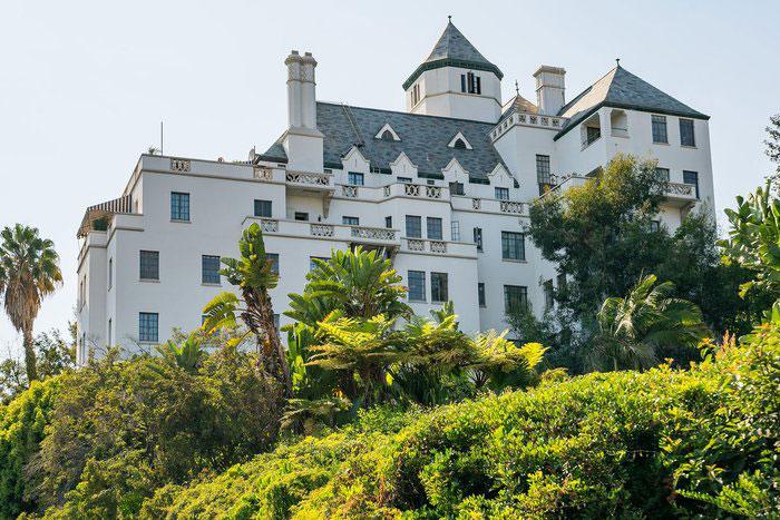 Chateau Marmont (c) Guy Bolton