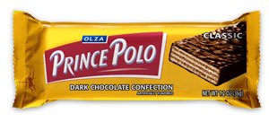 Prins Polo chocolate bar