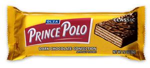 Prins Polo chocolate bar
