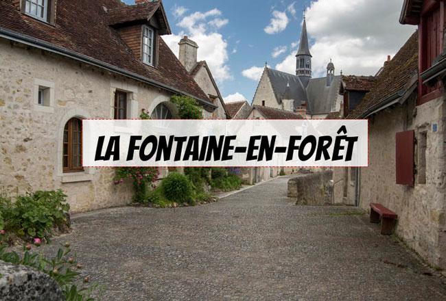 La Fontaine-en-Forêt?