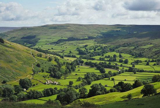 Yorkshire Dales (c) Wikipedia