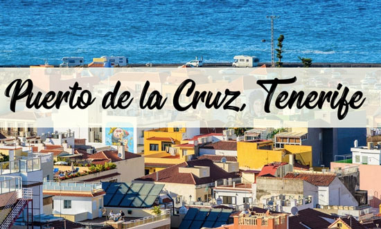 Puerto de la Cruz in Tenerife (c) Dreamstime