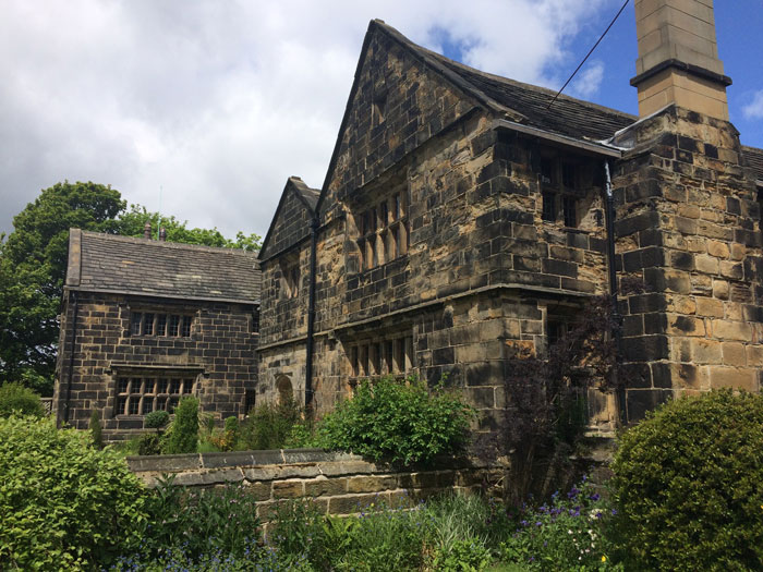 Oakwell Hall or Scarcross Hall ? (c) Katherine Clements