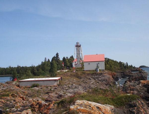 Point Porphyry Light Station (c) Jean E. Pendziwol