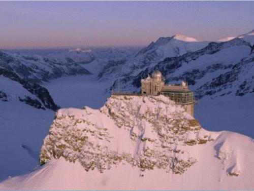 Jungfrau (c) Peter Beck