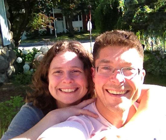 Roxanne and David (c) David Warriner