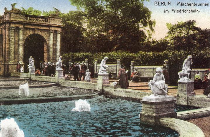Volkspark Friedrichshain (c) Wikiepedia