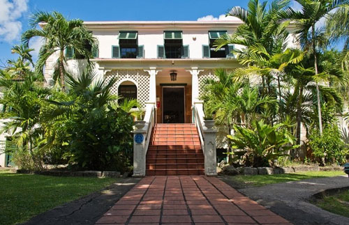 Sunbury House, Barbados