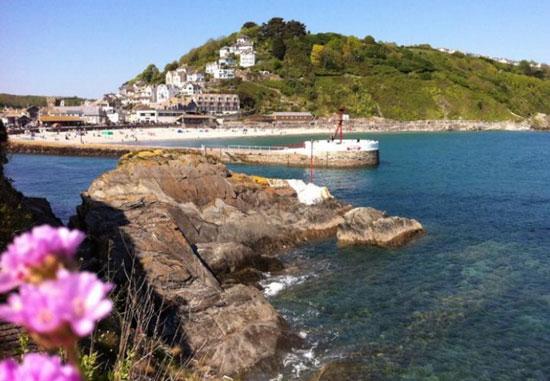 Looe (C) Visit Cornwall