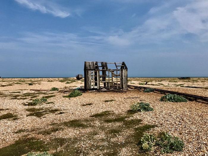 Dungeness beach (c) W Shaw