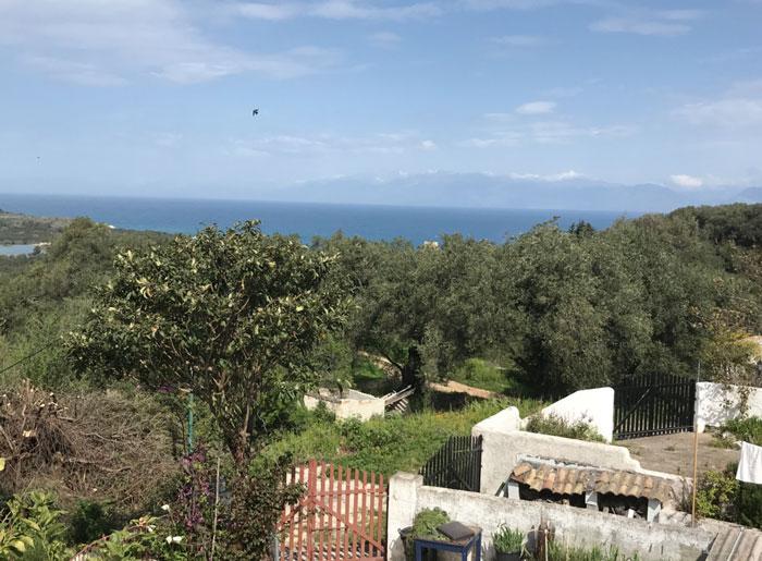 The view from my house in Pelekito (c) Mandy Baggot