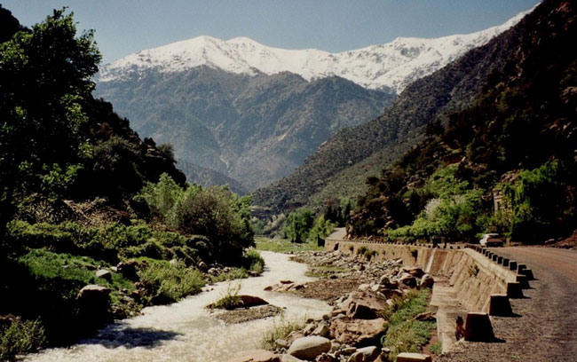 Ourika Valley (c) Wikipedia