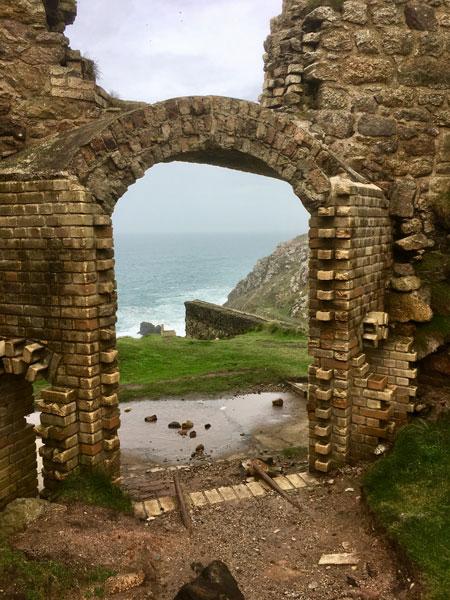 Arches near the sea (c) Amanda Jennings