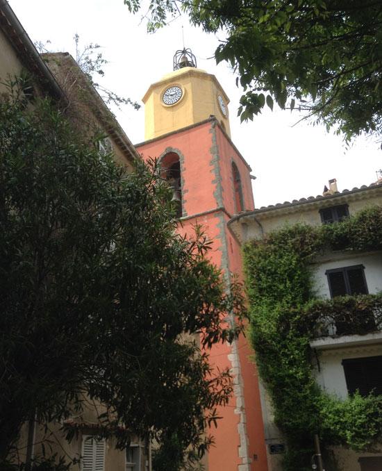 St Tropez (c) T A Williams