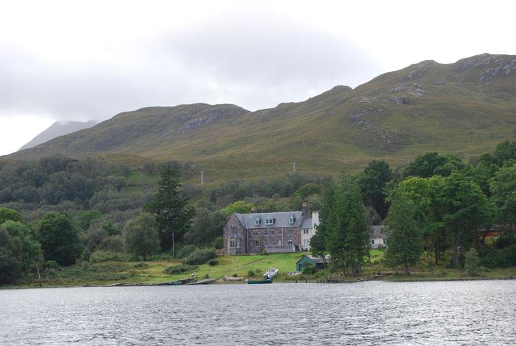 Loch Maree (c) Oscar de Muriel