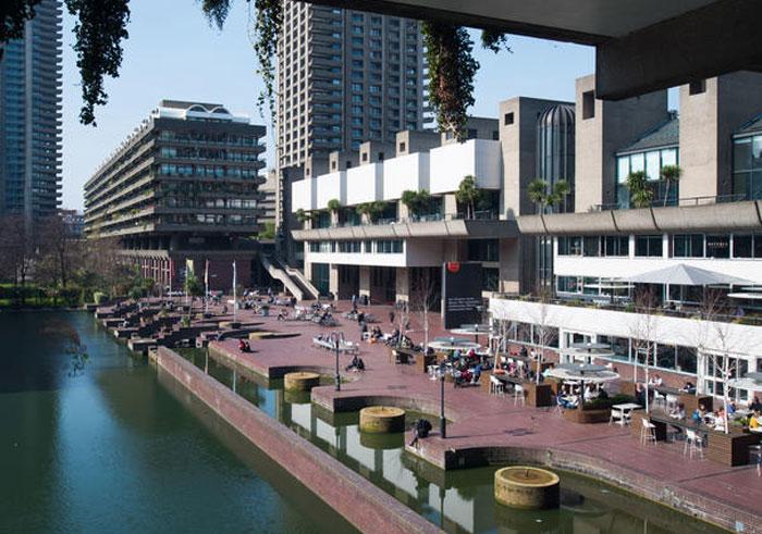Barbican Centre (c) TheBarbican