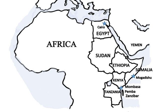 Map from the novel (c) Orenda Books