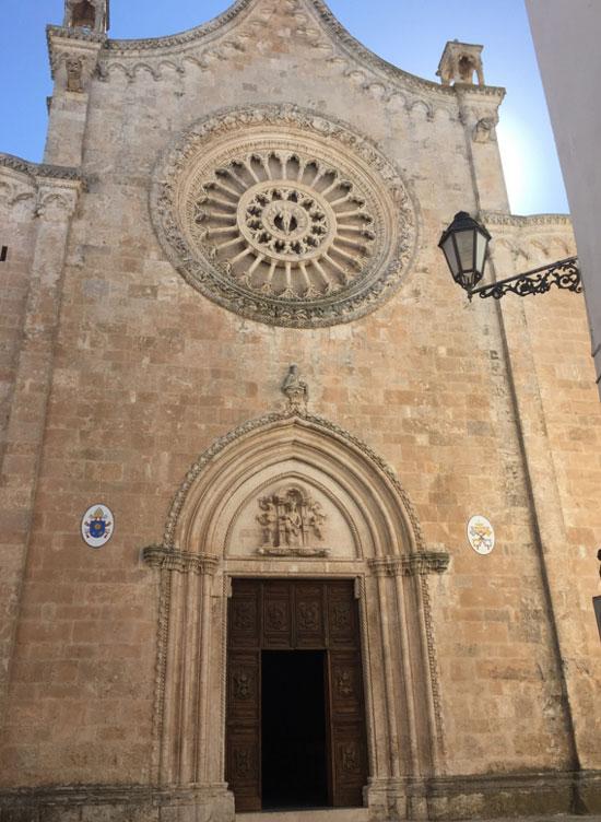 Ostuni Cathedral (c) Valeria Vescina