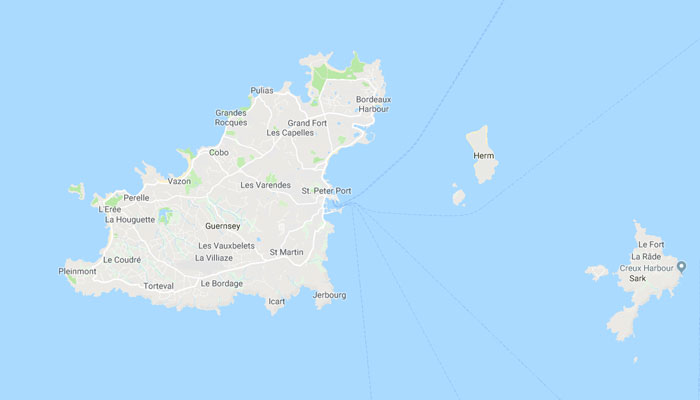 Guernsey (c) Google