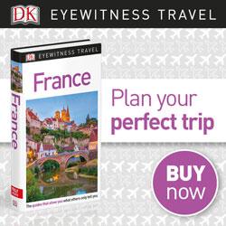 France DK guides