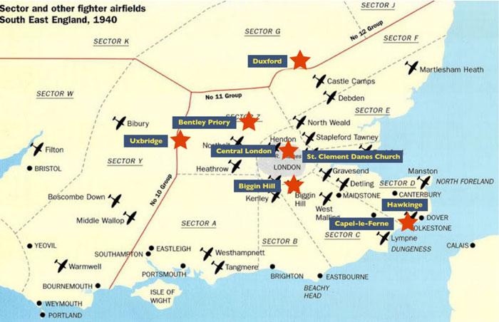 (c) Battle of Britain Tours