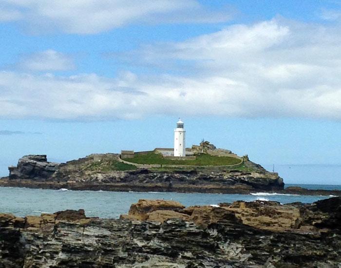 Godrevy Lighthouse ©Miranda Dickinson
