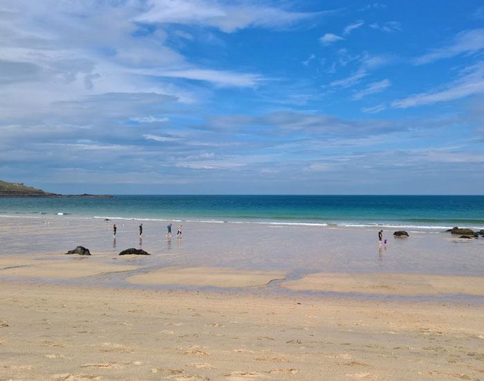 Porthmeor Beach ©Miranda-Dickinson