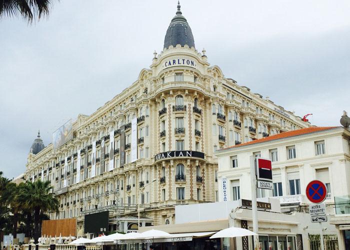Carlton Hotel Cannes (c)Tamar Cohen