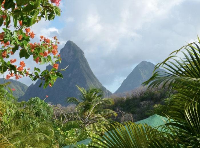 St Lucia (c) Daisy James