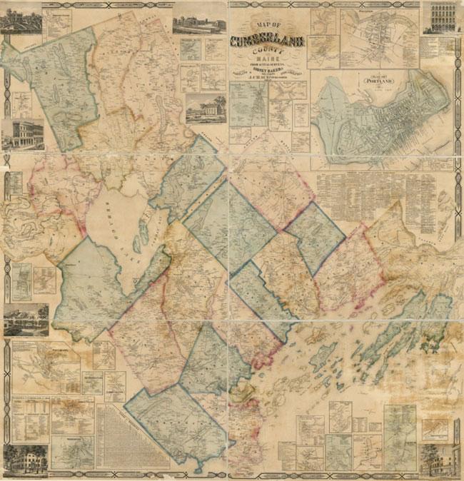 Map (c) Mason Ball