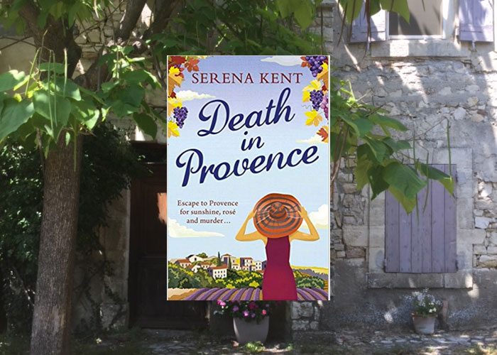 Death in Provence (c) Serena Kent
