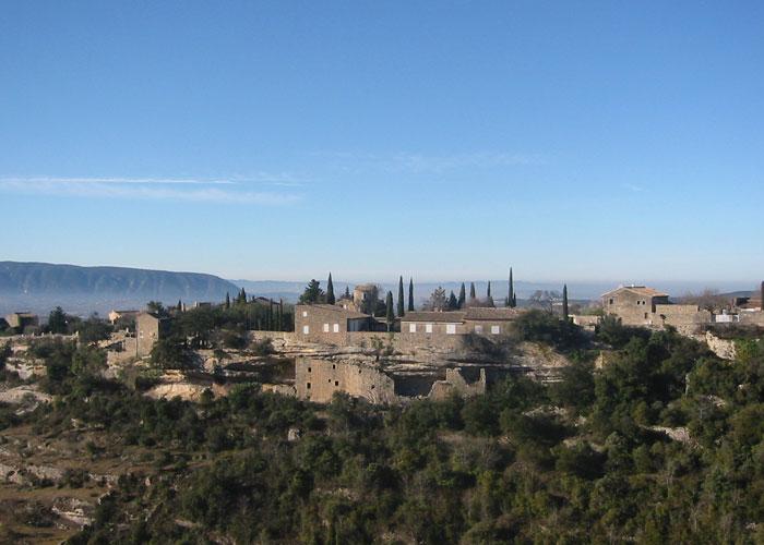 View from Gordes (c) Serena Kent