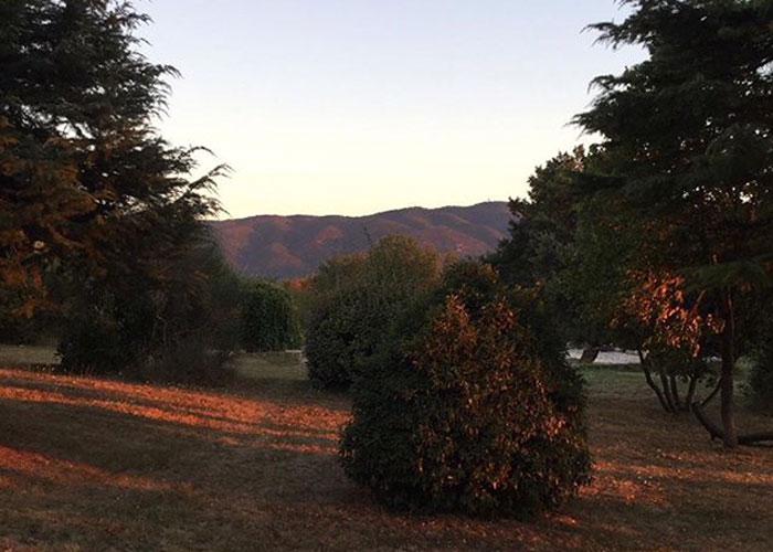View of Luberon (c) Serena Kent