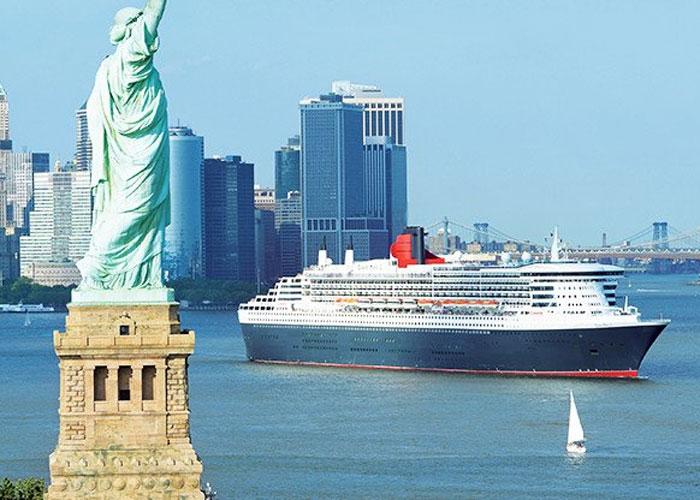 (c) Cunard