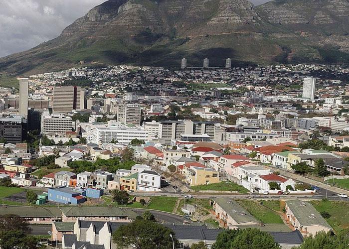 Cape Town city centre (c) Wikipedia