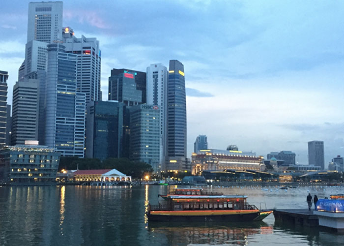 Merlion Park (c) Jo Furniss