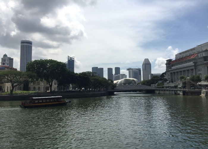 Singapore River (c) Jo Furniss