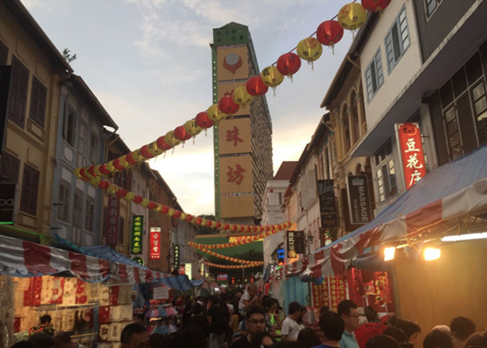 Chinatown (c) Jo Furniss