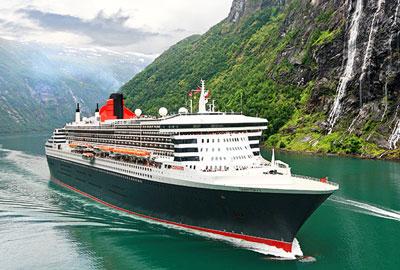 QM2 (c) Cunard