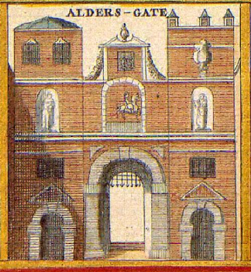 Aldersgate (c) Wikipedia