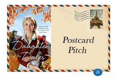 Postcard Pitch