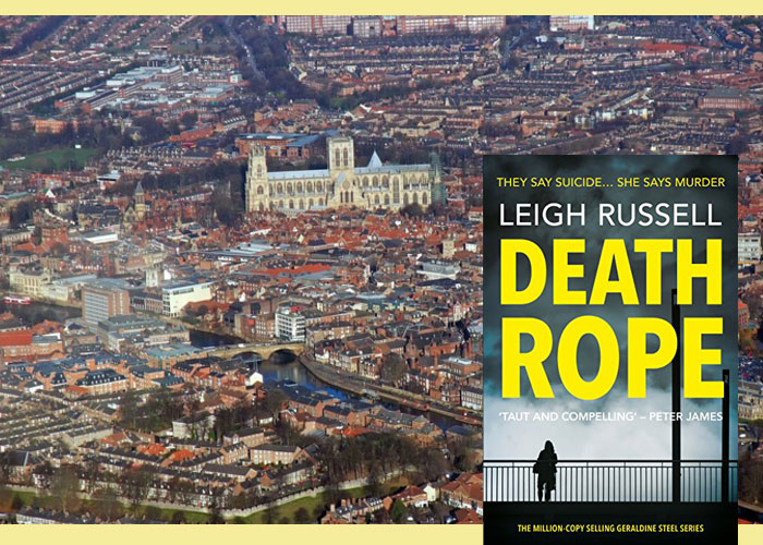Death Rope set in York