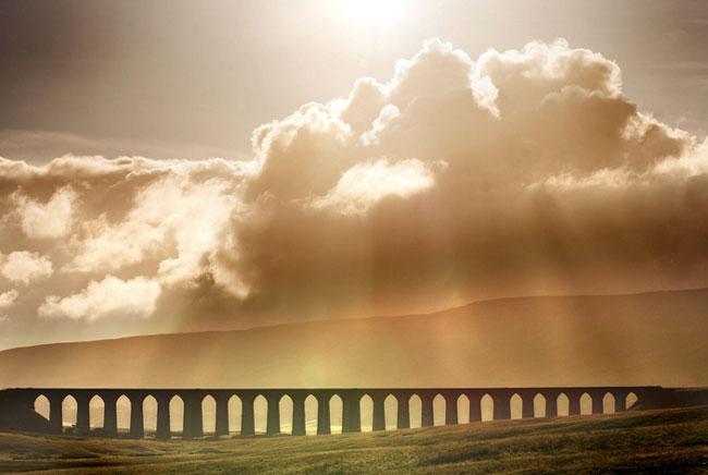 Ribblehead Viaduct (c) Wikipedia