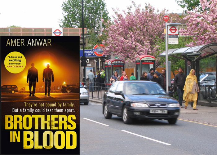 Brothers in Blood (c) Amer Anwar