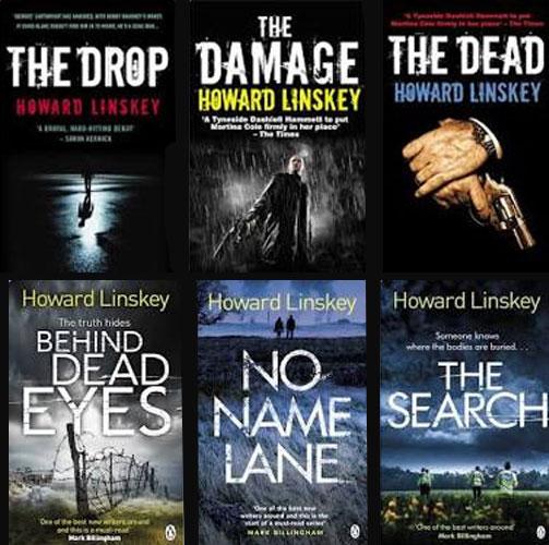 Howard Linskey novels