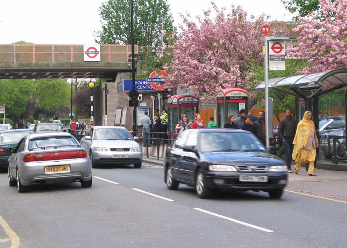 Hounslow Central (c) Amer Anwar